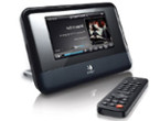 Logitech Squeezebox Touch WLAN-Radio mit Touchscreen