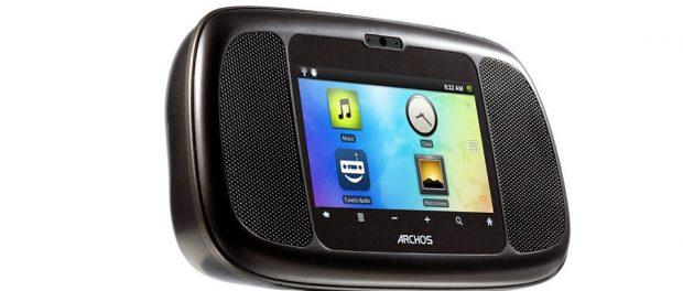 ARCHOS 35 HC Internet-Radio