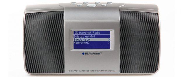 Blaupunkt IR+ 11 Internetradio