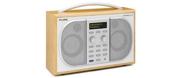 Pure Evoke-2S Tragbares Stereo-Radio