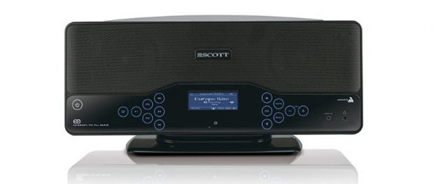 Scott RXi 100 Internetradio