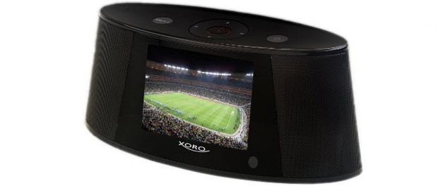 Xoro HMT350 Internet Radio und Internet TV