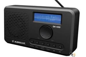 WLAN-Radio_albrecht_DR400 - Digital Player