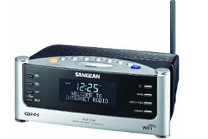 Sangean RCR-7 WF