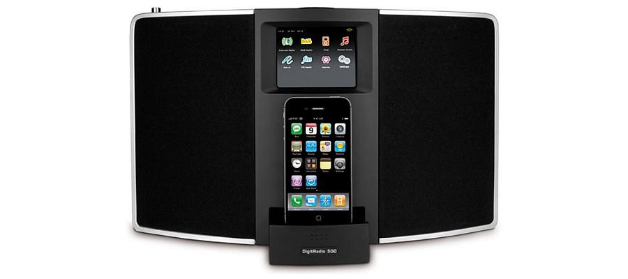 Technisat Iphone