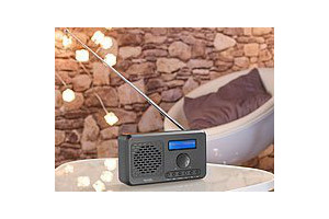 WLAN Internetradio - VR-Radio IRS-520