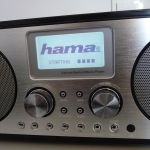 Hama DIR3000 Display