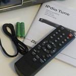 IPdio Tune Titan Fernbedienung und Bedienungsanleitung